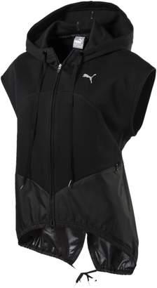 Transition Sleeveless Full Zip Jacket