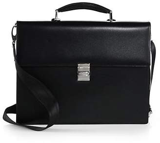 Montblanc Meisterstuck Single Gusset Briefcase