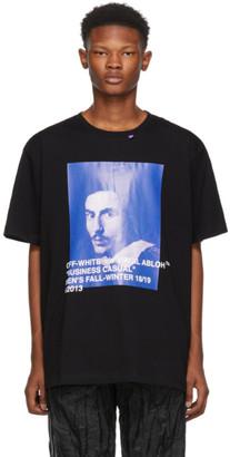Off-White Black Bernini Over T-Shirt