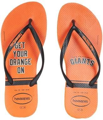 Havaianas Slim MLB Flip-Flops Women's Sandals