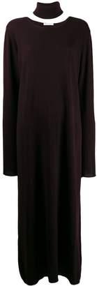Societe Anonyme long-sleeved maxi dress