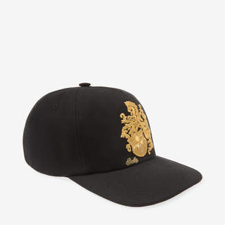 Bally Crest Embroidered Baseball Cap