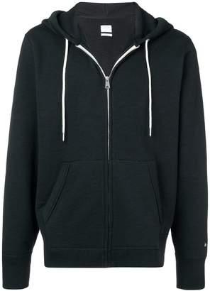Rag & Bone hooded zipped jacket