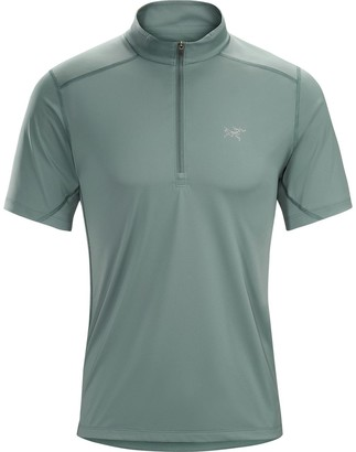 Arc'teryx Accelero Comp Zip Neck Shirt - Men's