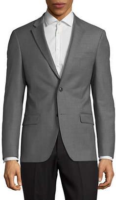 Tommy Hilfiger Slim-Fit Wool-Blend Jacket