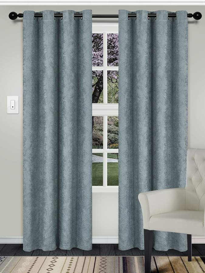 Superior Waverly Blackout Curtain Panels (Set of 2)
