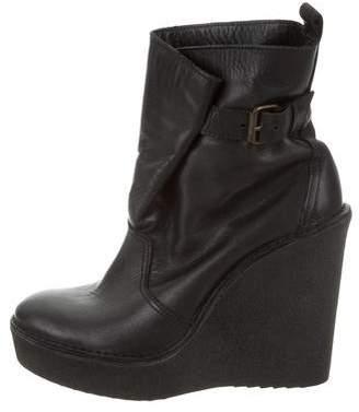 Pierre Hardy Platform Ankle Boots