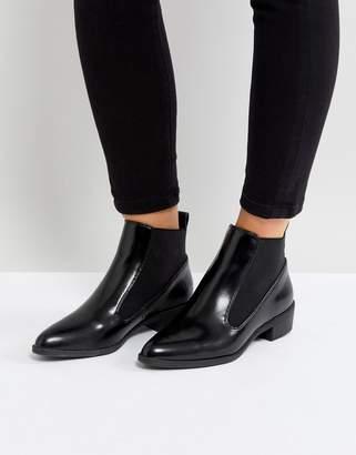 Glamorous Black Chelsea Boots