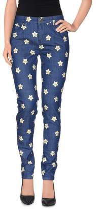 American Retro Denim trousers