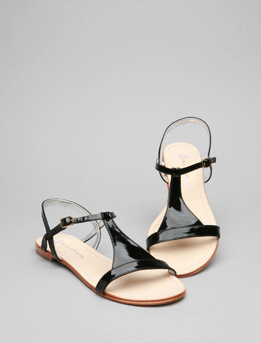 Paul & Joe Sister Polina Sandal in Black