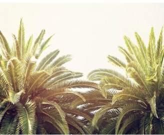 Lulu & Georgia Bree Madden Golden Palms Print