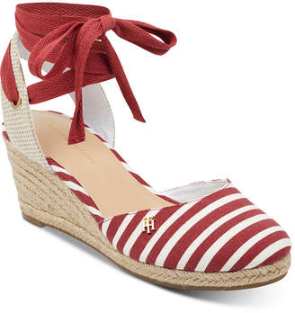 Tommy Hilfiger Nowell Wedges Women Shoes