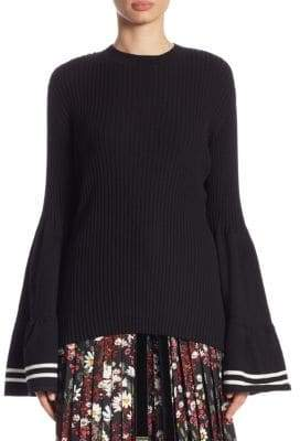 Mother of Pearl Corinne Bell Sleeve Sweater