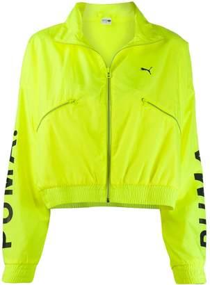 Puma Chase cropped jacket