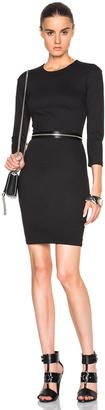 McQ Alexander McQueen Zip Off Dress $515 thestylecure.com