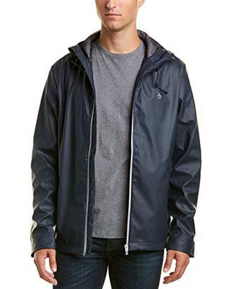 Original Penguin Men's Rubber Jacket