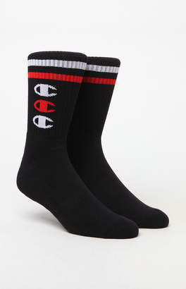 Champion Repeat C Gym Crew Socks