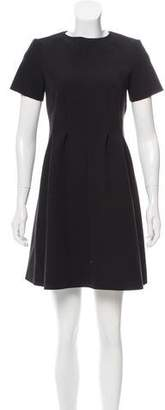 Cos Structured Mini Dress