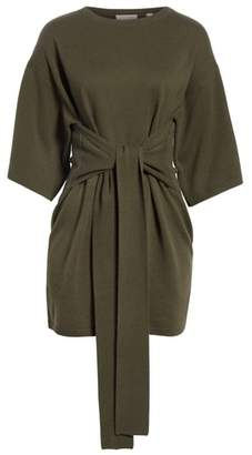 Ted Baker Olympy Tie Front Knit Tunic