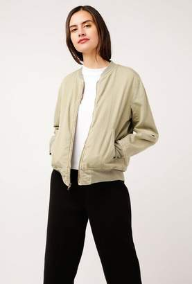 Monrow Quilted Bomber