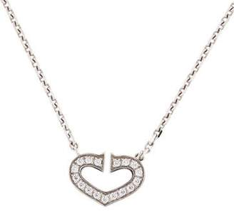 Cartier Diamond Symbols Necklace
