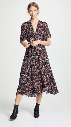 Nicholas Daisy Midi Dress