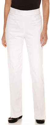 Alfred Dunner Classics Modern Fit Slim Pants