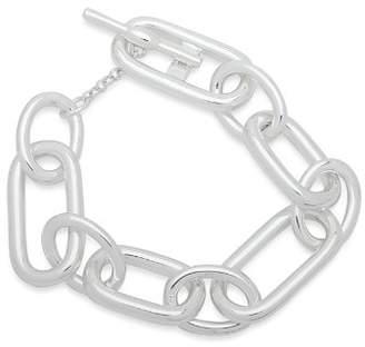 Ralph Lauren Toggle Closure Link Bracelet