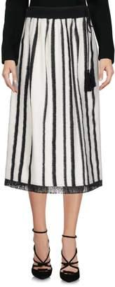Alysi 3/4 length skirts