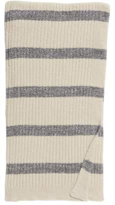 Barefoot Dreams R) CozyChic Lite(R) Stripe Throw Blanket