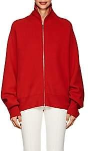 The Row Women's Margarita Felted Merino Wool-Cashmere Jacket-Bright Red
