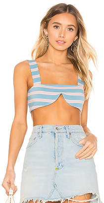 Lovers + Friends Stam Crop Top