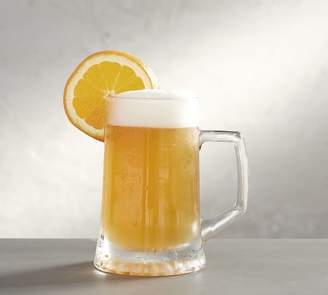Pottery Barn Stein Beer Glass