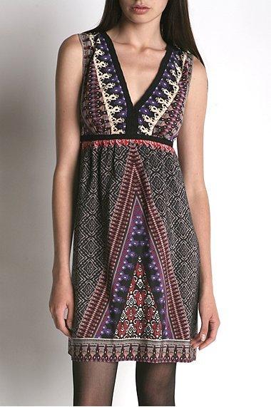 Kimchi Blue Indigo Dress