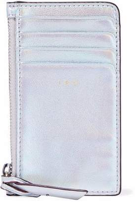 IRO Iridescent Leather Cardholder