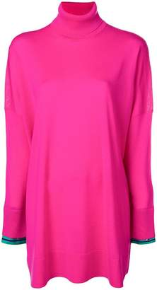 Emilio Pucci long turtleneck jumper