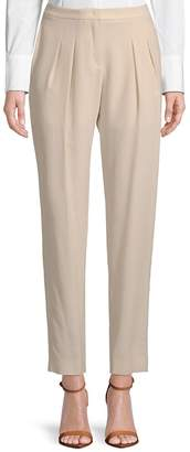 Akris Women's Pleated Silk Pants