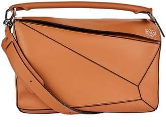 Loewe Large Leather Puzzle Bag