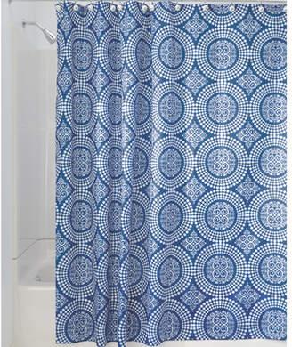 InterDesign Medallion Shower Curtain