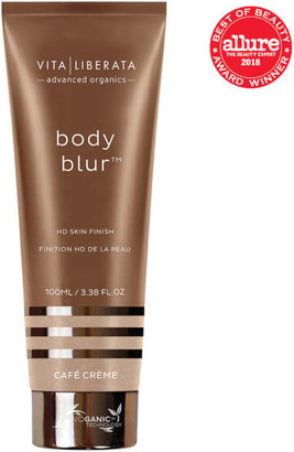 Body Blur Instant HD Skin Finish - Cafe Creme 100ml