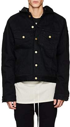 Fear Of God Men's Insulated Cotton Trucker Jacket