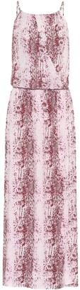 Heidi Klein Monaco printed maxi dress