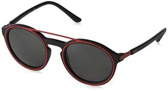 Polo Ralph Lauren Men's 0ph4139 Round Sunglasses