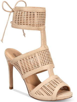 Call It Spring Forcey Strappy Sandals $59.50 thestylecure.com