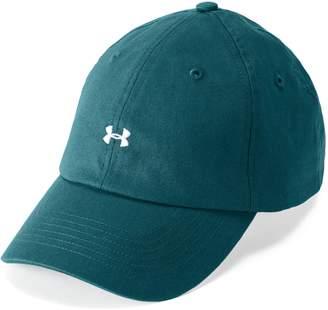 Under Armour Logo Relaxed Baseball Cap