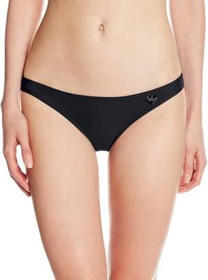Body Glove Women's Smoothies Basic Full Coverage Bikini Bottom