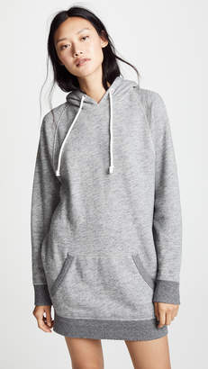 Rag & Bone Racer Hoodie Dress