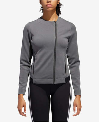 adidas Performer Fitted Jacket