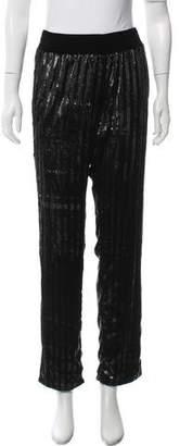 RtA Denim Mid-Rise Pants