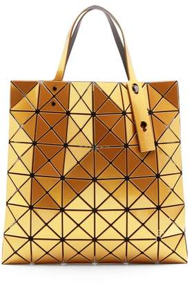 Bao Bao Issey Miyake Lucent Metallic Tote Bag - Womens - Yellow